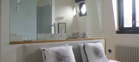 Gastenkamers in Brussel met Romantische kamer