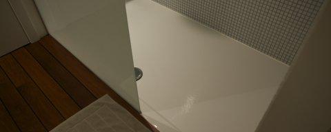 Authentic room private toilet